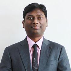 Dr. Harish P