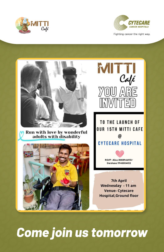 Launch of Mitti Cafe