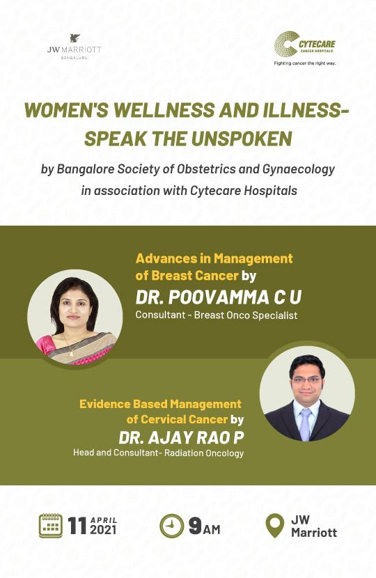 Women's Wellness and Illness - Speak the Unspoken