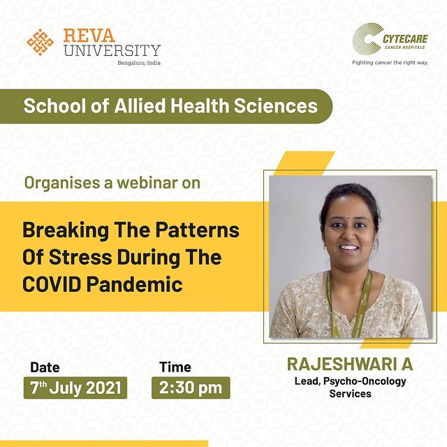 Breaking The Patterns Of Stress During The Covid Pandemic