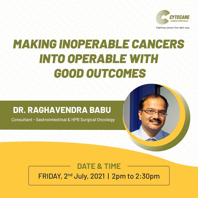 Making Inoperable Cancers Into Operable With Good Outcome