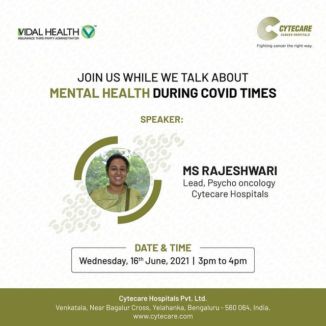 Mental Health during Covid Times